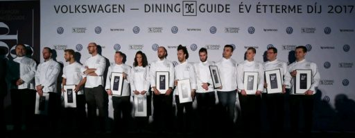 Dining Guide 2017, Kép: Dining Guide