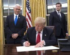 Donald Trump, föld napja, tiltakozás, tudósok, tutatók, USA
