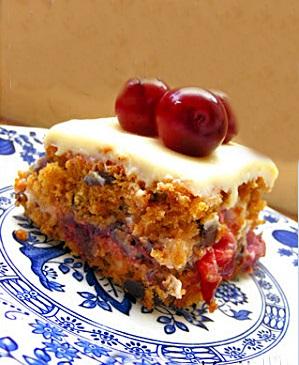 Dupla csokis, meggyes álom, Kép: ahogyeszikugypuffad.blogspot.com