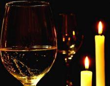 bor, borpárosítás, csábítás, ételsor, Mátrai borvidék, szerelmes vacsora