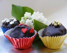 bonbon, csokoládé, házilag