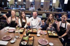 egészséges étel, gasztronómia, japán konyha, Kovács Lázár, sushi, Sushi Sei