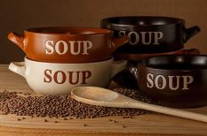 hagyma, lencse, leves, mediterrán, sárgarépa, zeller