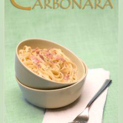 carbonara, olasz, szénégető, tészta
