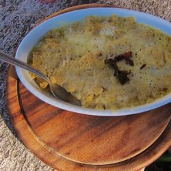 kukoricadara, marhahús, polenta, puliszka