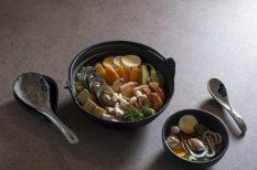 egészség, ételkülönlegesség, japán, leves, Sei nabe, Sushi Sei