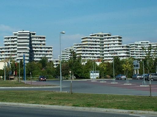 Tapolca, Y-házak, Kép: wikimedia