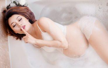 A kozmetikusnak jelezzük, ha állapotosak vagyunk  Kép: Pixabay