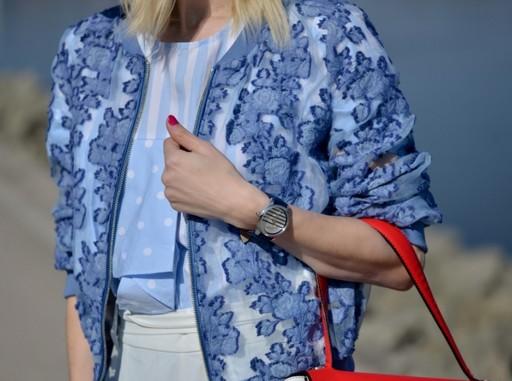 Csíkos-virágos, Kép: fashiondays