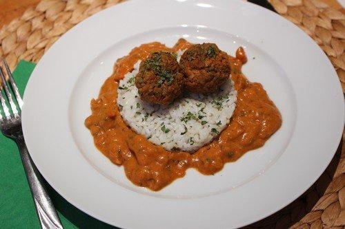 Fűszeres indiai húsgolyók, Kép: husimado-eger.blog.hu