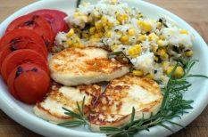 grill, grillezhető, otthoni készítésű, sajt