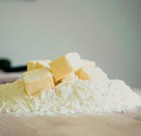alaprecept, omlós tészta