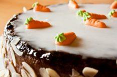 csokoládé, dió, fehér csokoládé, húsvét, répa, torta