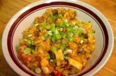 cayun, chili, csirke, kaliforniai paprika, New Orleans, rizs
