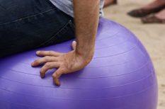 derék, fájdalom, gerinc, mozgás, terápia