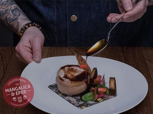 Mangalica és eper lesz a főszereplő, Kép: Gourmet Fesztivál