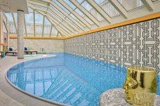 budapest, edzőterem, fürdő, luxus, nyugalom, Ritz-Carlton Spa, szellem, test