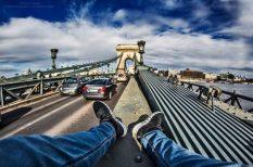 budapest, fotók, Lánchíd, Parlament, Rizsavi