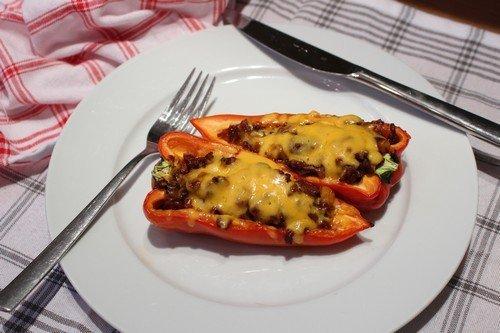 Sült kápia paprika reggelire, Kép: http://husimado-eger.blog.hu