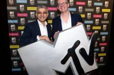 Egyesült Királyság, london, MTV EMA, polgármester, Sadiq Khan, Viacom International Media Networks