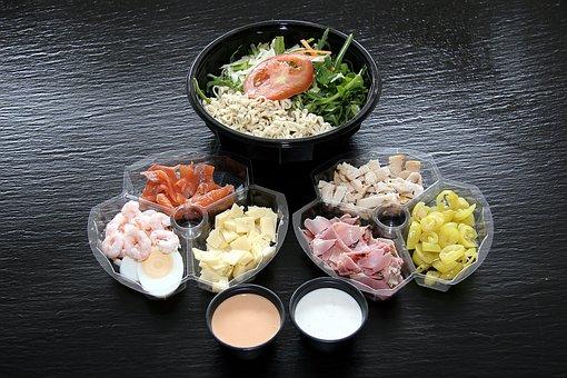Sajtos vitamin saláta, Kép: pixabay.com