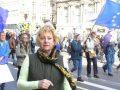 Brexit, Brüsszel, Európai Unió, london, nagy-britannia, tüntetés, vidékiek