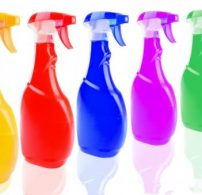 higiénia, konyha, takarítás, tavasz