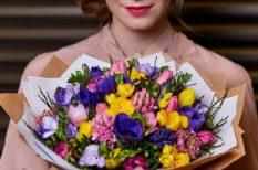 ajándékozás, díszítés, növények, otthon, tavasz, virág
