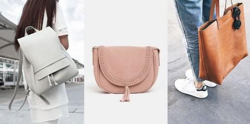 Trendi táskák, Kép: Premier Outlet