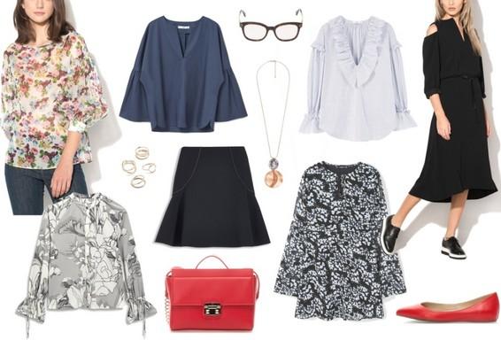 Ujj-fazonok, Kép: fashiondays