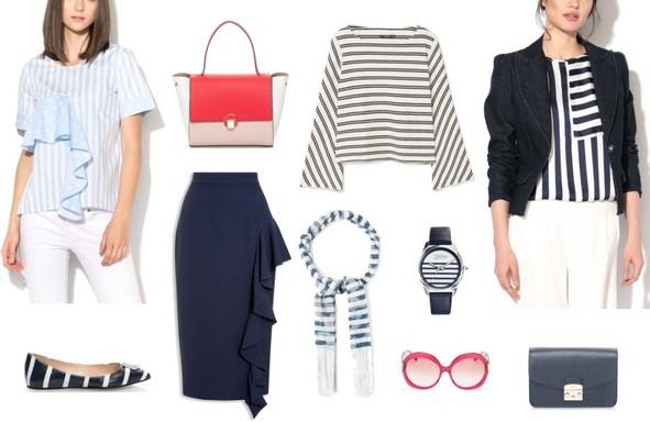 Variációk a csíkokra, Kép: fashiondays