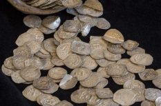 Árpád-kor, Békés megye, érem, friesachi denár, kutatás, lelelet, penny, ritkaság