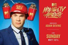 Adam Devine, film, gála, Los Angeles, MTV Movie & TV Awards díj, sorozat, színész, televíziózás