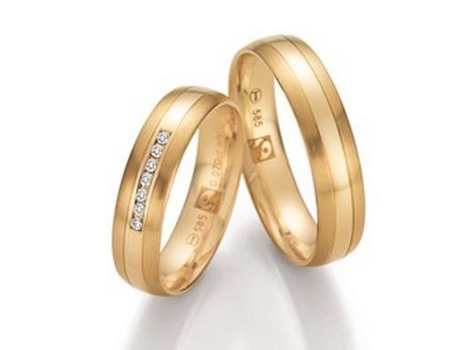 Csíkos karikagyűrű, Kép: Velekey Ékszervilág