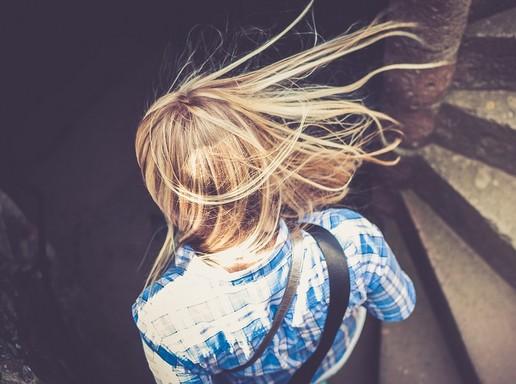 Haj, szőke, hosszú, Kép: pixabay