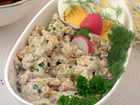 Majonézes krumpli, Kép: bulkshop.hu