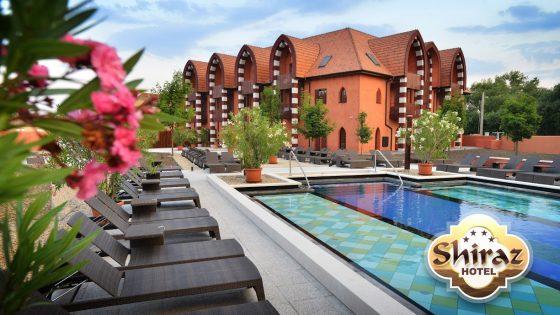 Mese Shiraz Wellness & Trening Hotel, Kép: sajtóanyag