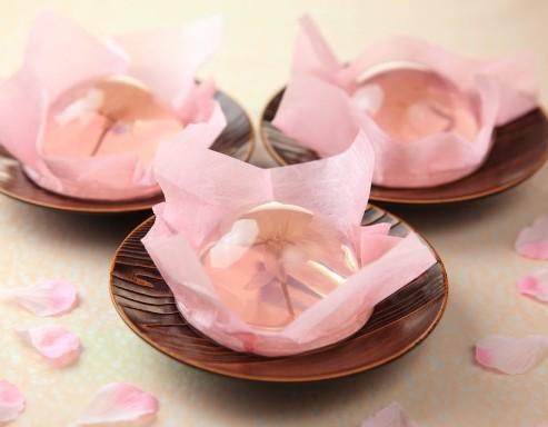 Sakura zselé, Kép: Japánspecialista