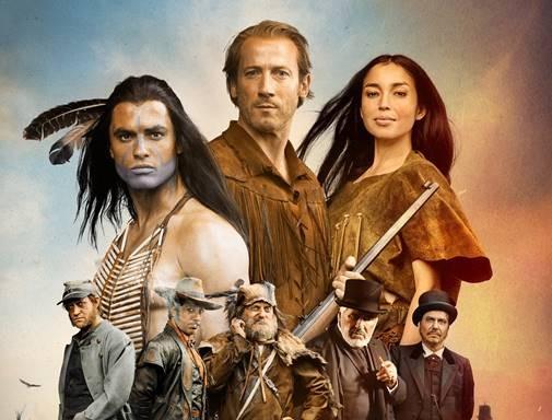 Winnetou-plakát, Kép: RTL