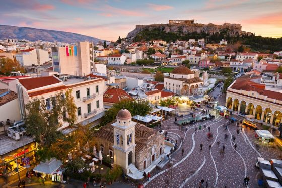 Akropolisz - Athén