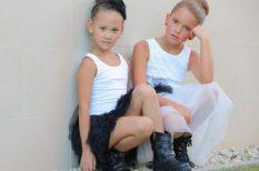 divatbemutató, gyerek, modell, ruha, szépség, sztárok
