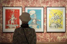 Dalí, kiállítás, művészet, parfüm