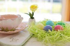 ajándék, bárány, húsvét, népszokások, tavasz, tojás