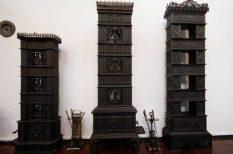 budapest, érdekesség, gyűjtemény, kályha, kiállítás