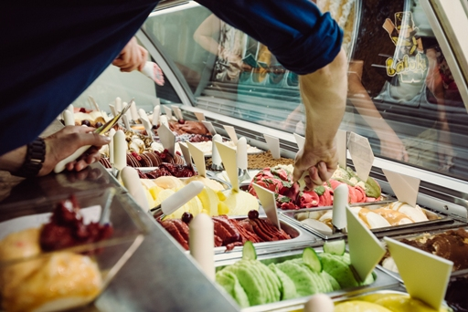 Fagylalt kavalkád, Kép: Valter Viktor