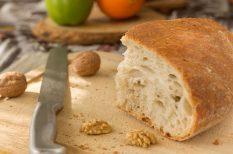 dió, házi kenyérsütés, kenyér