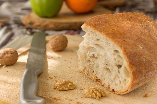 Diós kenyér, Kép: pixabay.com