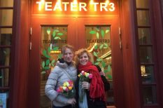 Egyasszony, Jurányi Inkubátorház, siker, svédország, színház