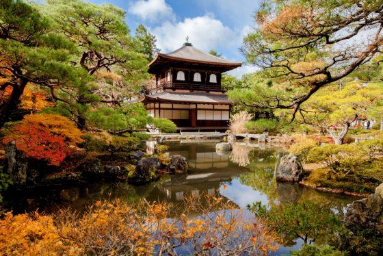 Ginkakuji templom