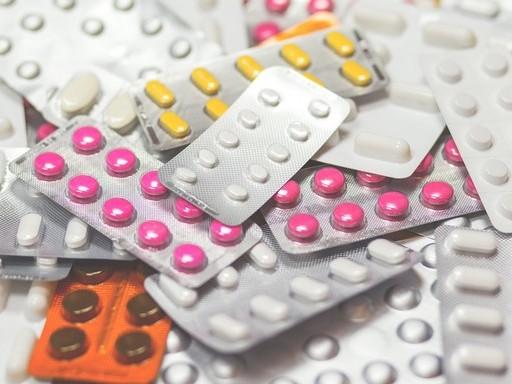 Gyógyszerek, Kép: pixabay